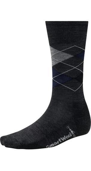 Smartwool Diamond Jim Sokken Heren blauw/zwart